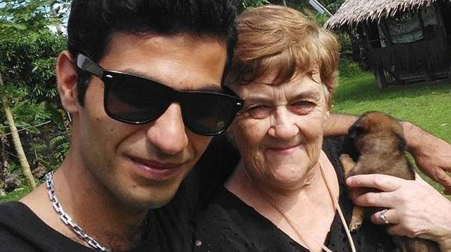 Elderly Australian denies asylum seeker marriage is for visa