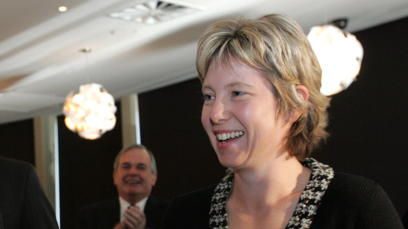 Tasmania's Attorney-General Dr Vanessa Goodwin rushed to hospital