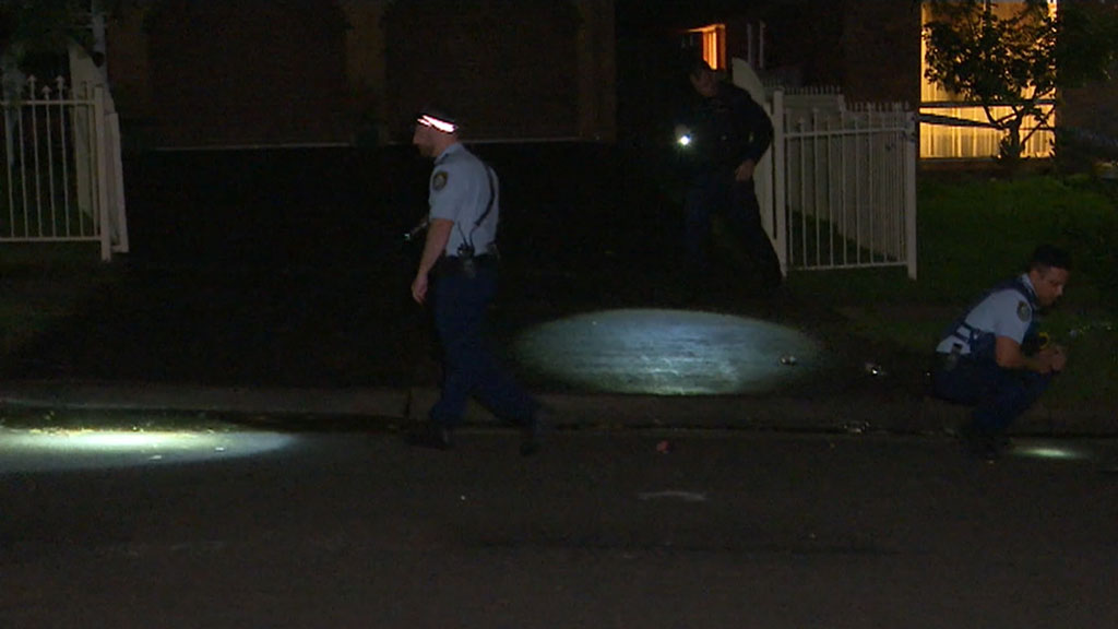 Man stabbed at party in Sydney's west