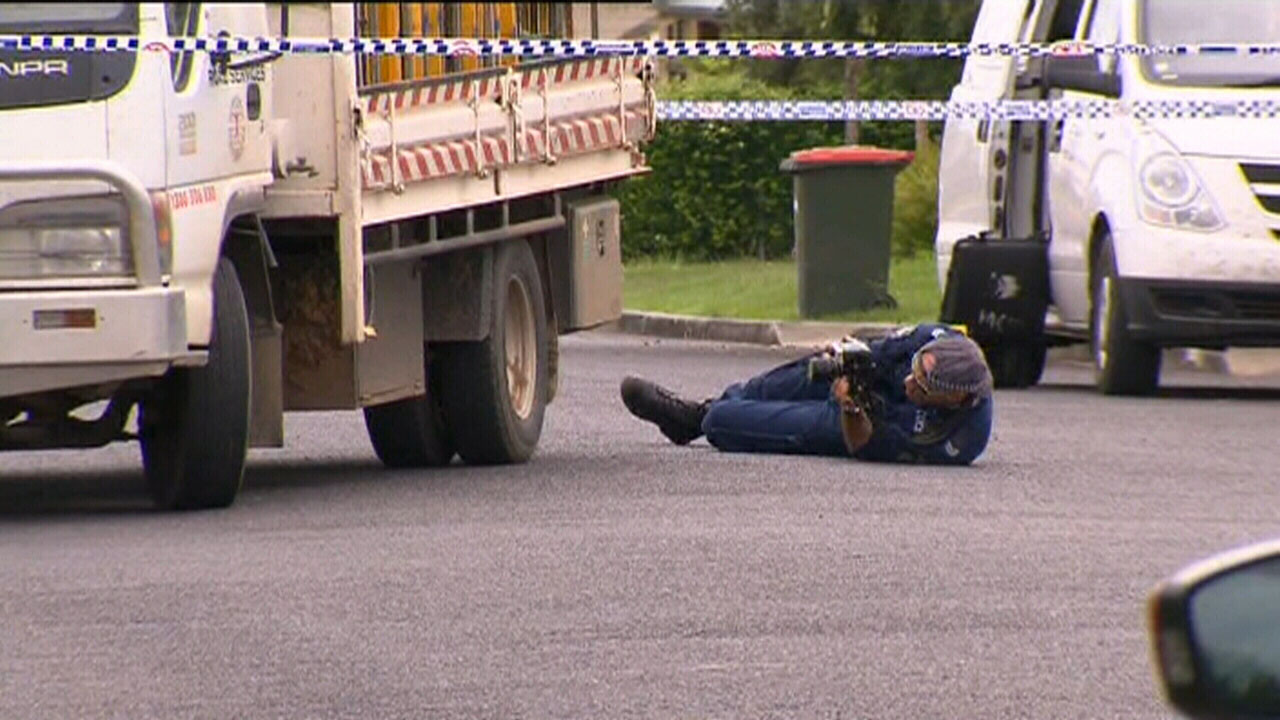 The girl was pronounced dead at Grafton Base Hospital. (9NEWS)
