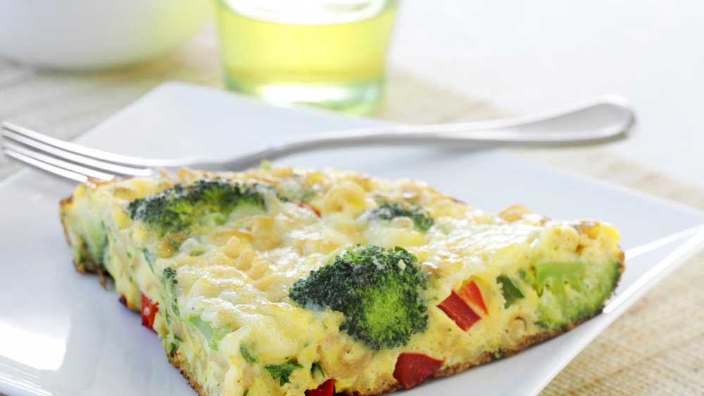 "<a href=""http://kitchen.nine.com.au/2017/03/27/10/14/cheesy-pasta-and-broccoli-frittata"" target=""_top"">Cheesy wholemeal pasta and broccoli frittata</a>"