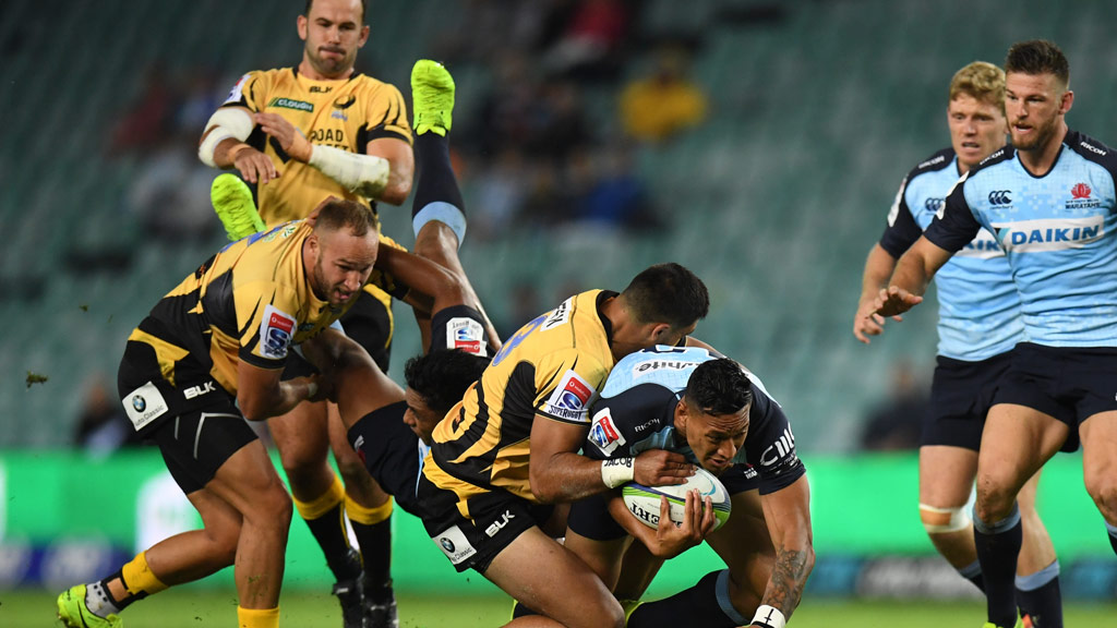 The Western Force are reportedly set to be scrapped from the Super Rugby. (AAP)