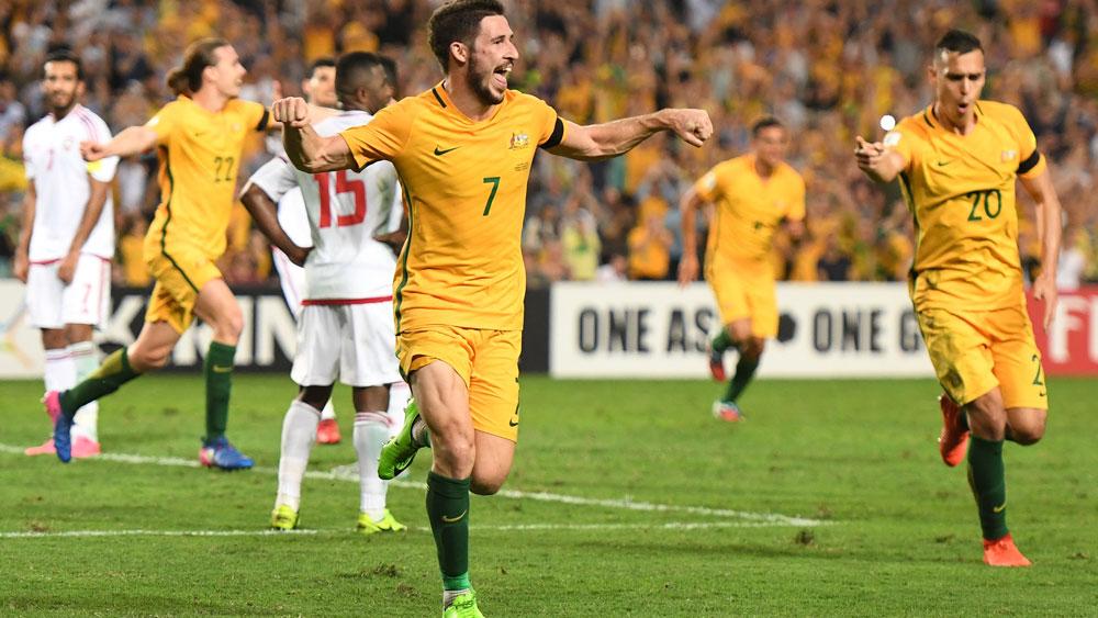 Australia heads to victory over UAE