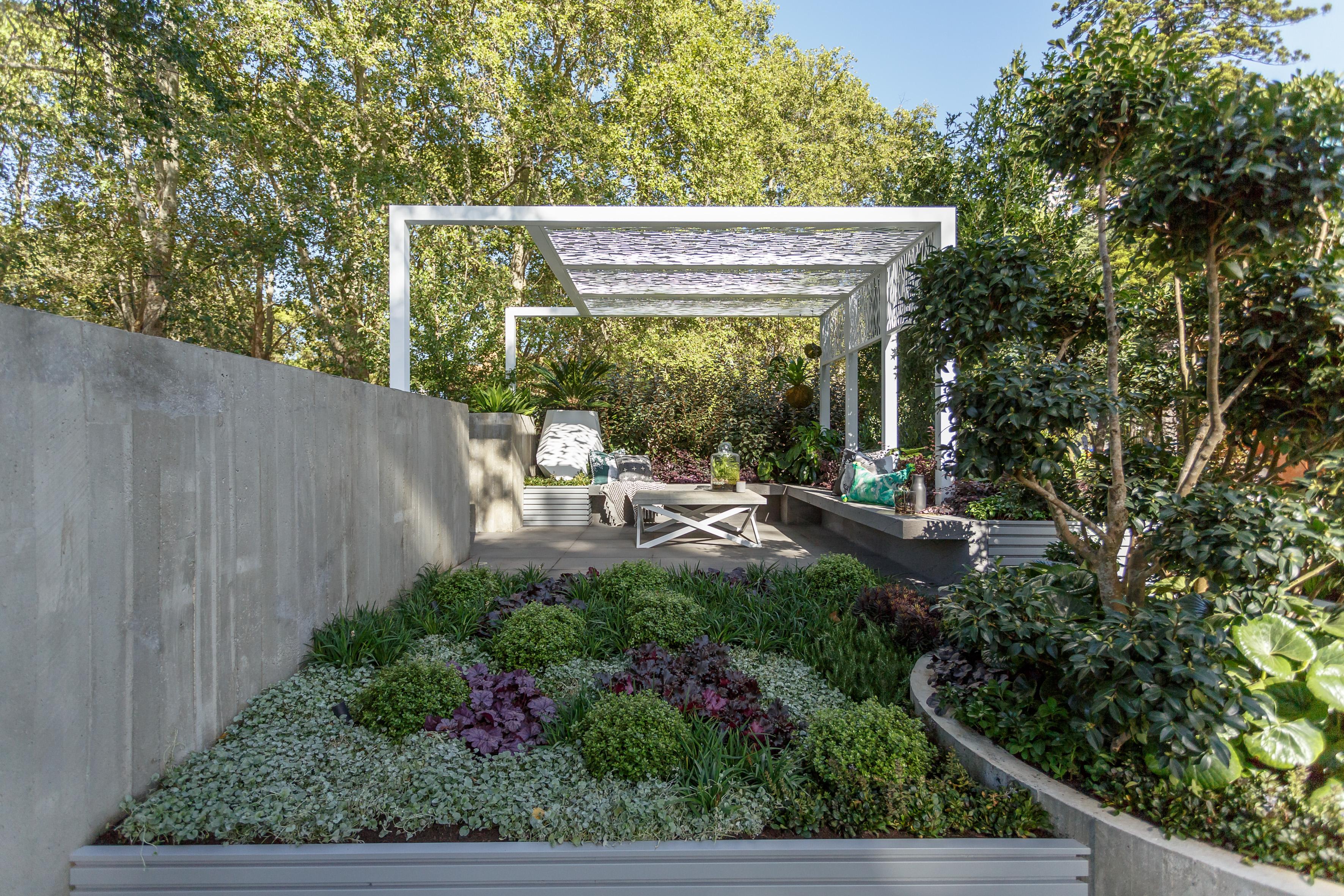 2017 melbourne international flower and garden show 39 s best gardens. Black Bedroom Furniture Sets. Home Design Ideas