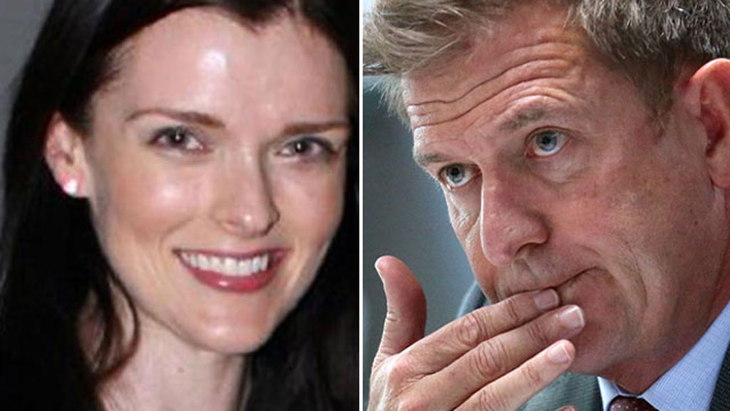 Amber Harrison's barrister reprimanded for calling Channel Seven a 'boys' club'