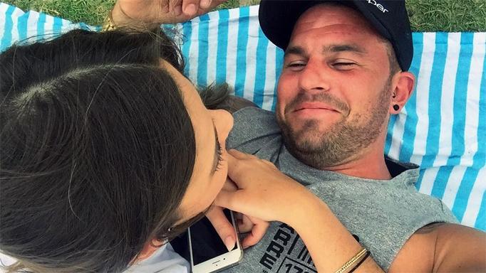 Cheryl Maitland boyfriend Dean Gibbs