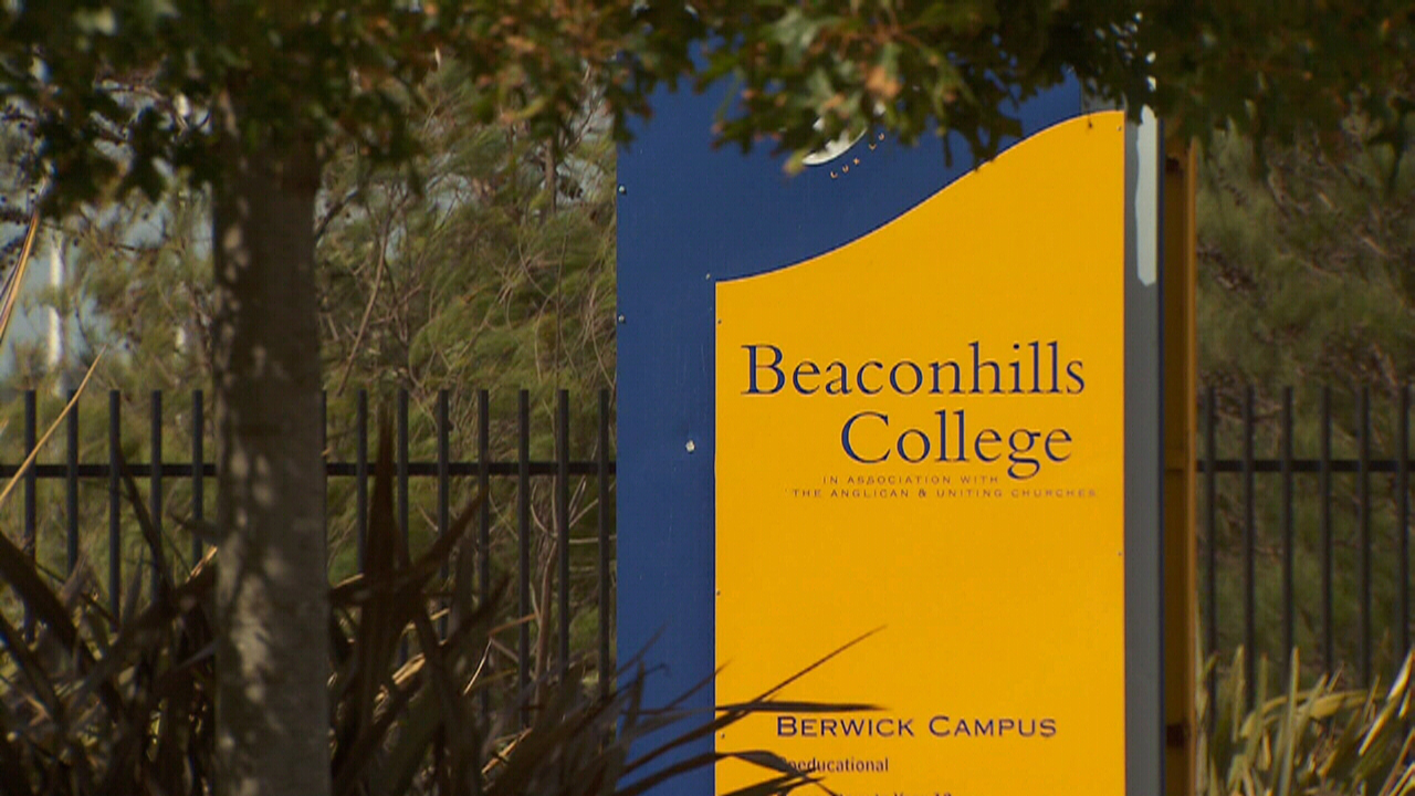 Melbourne private school teacher charged over alleged sexual assault of student
