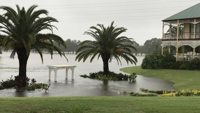 In pictures: The aftermath of Cyclone Debbie revealed