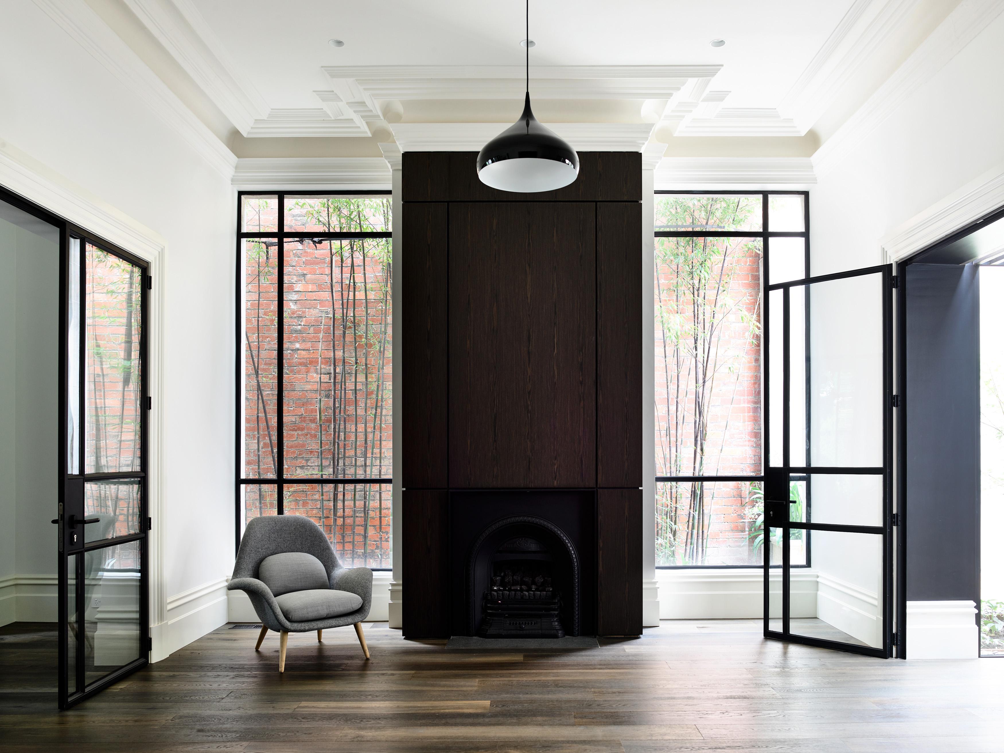 Australian interior design awards 2017 shortlist announced for 18 jolimont terrace east melbourne