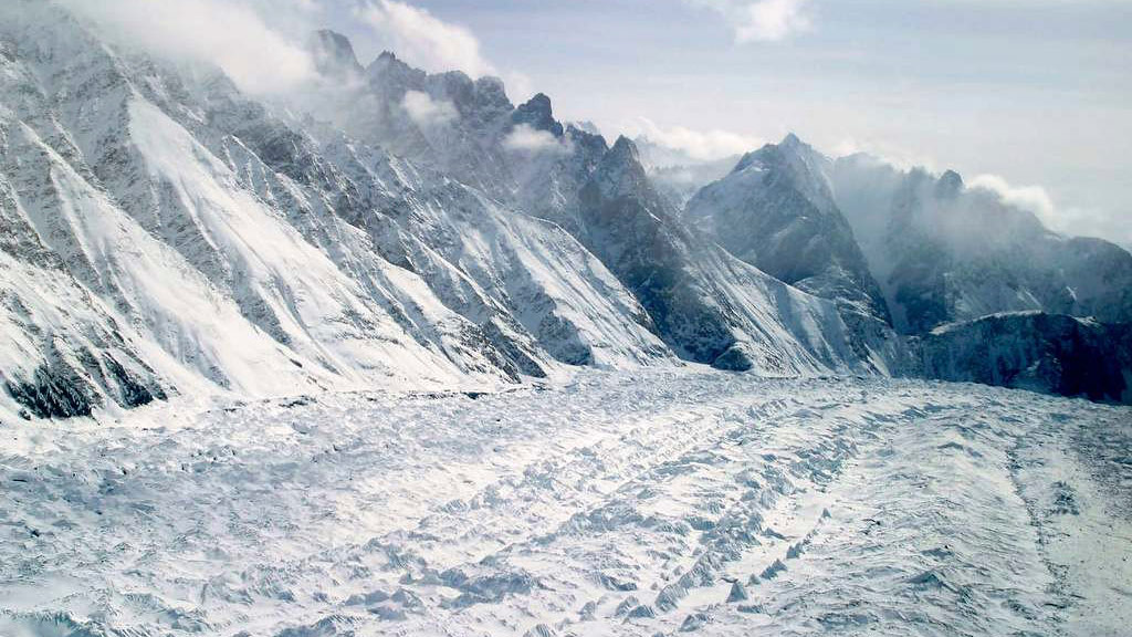 Himalayan glaciers granted status of 'living entities' for protection purposes