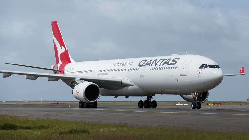 Qantas takes-off with free Wi-Fi but you'll likely have to wait