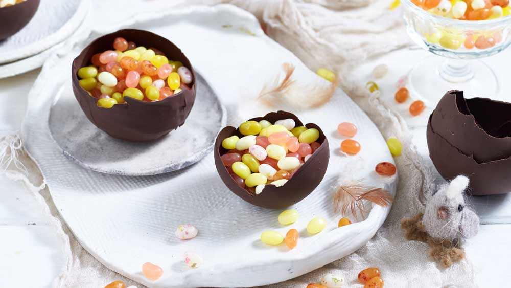 Jelly Belly Easter smash eggs