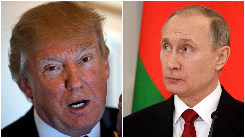 Putin, Trump to meet in Hamburg on July 7