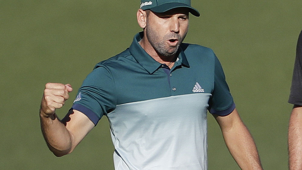 Sergio Garcia fully deserved maiden major win at Masters, says Paul McGinley