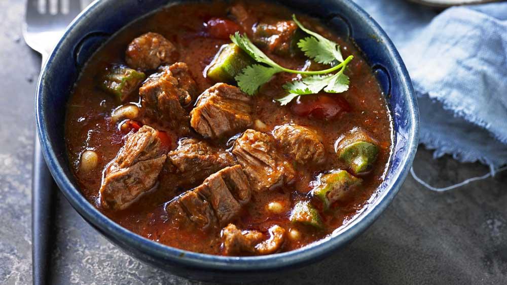 Lamb gumbo recipe by BeefandLamb.com.au