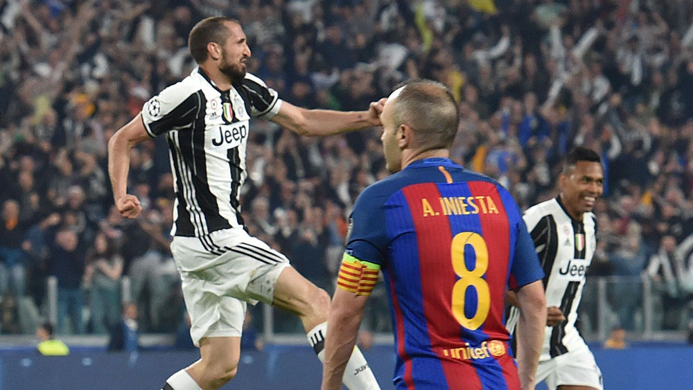 Dybala has a field day as Juventus slay Barcelona