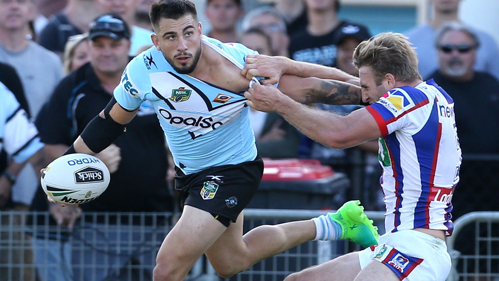 Jack Bird will switch from Cronulla to the Brisbane Broncos at the end of this season. (AAP)