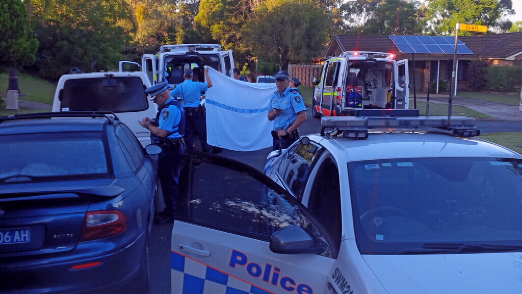A Sydney teenager has died after reportedly being shot in the head. (9NEWS)