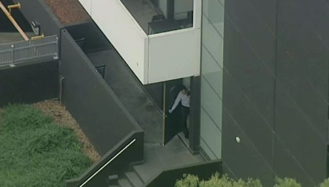 Police are treating the incident as a homicide. (9NEWS)
