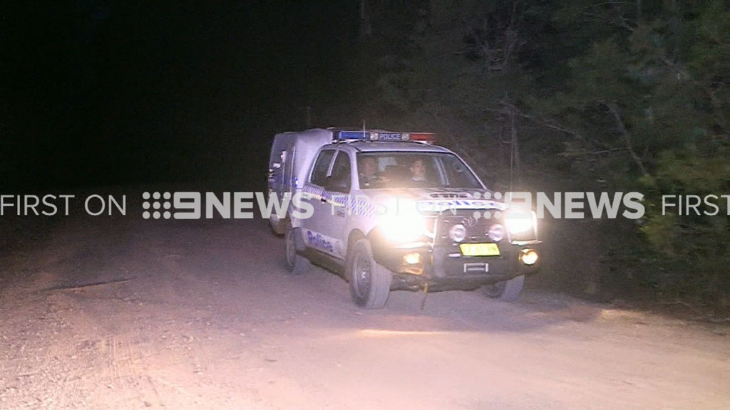 Police have led a search operation. (9NEWS)