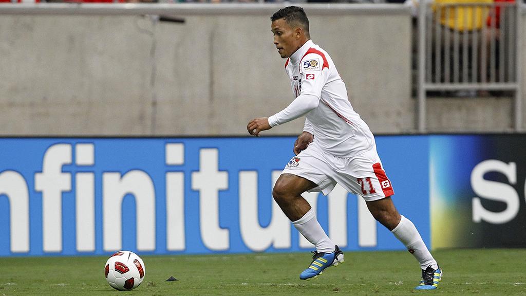 Panamaian footballer Amilcar Henriquez has been shot dead. (AAP)