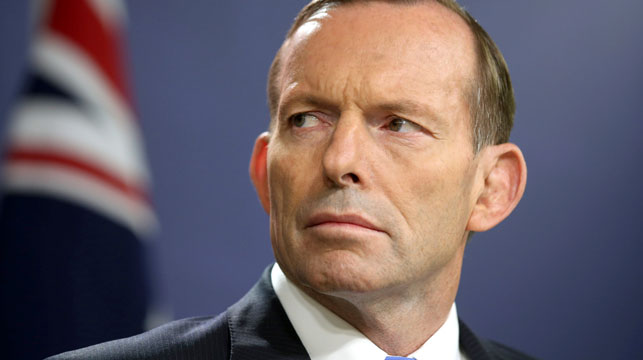 Abbott offers Turnbull advice - again