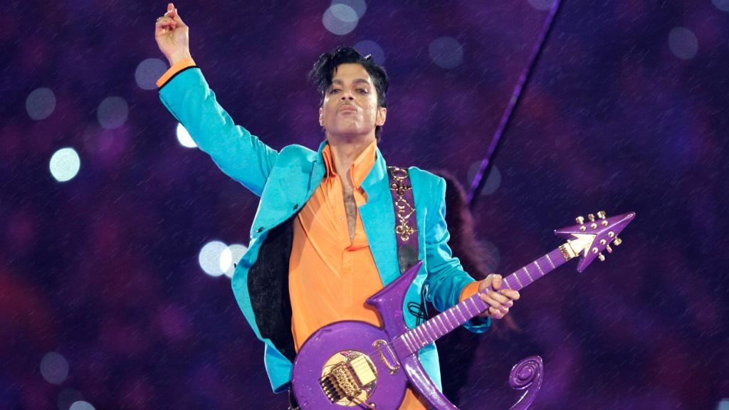 US musician Prince in 2007. (AAP)