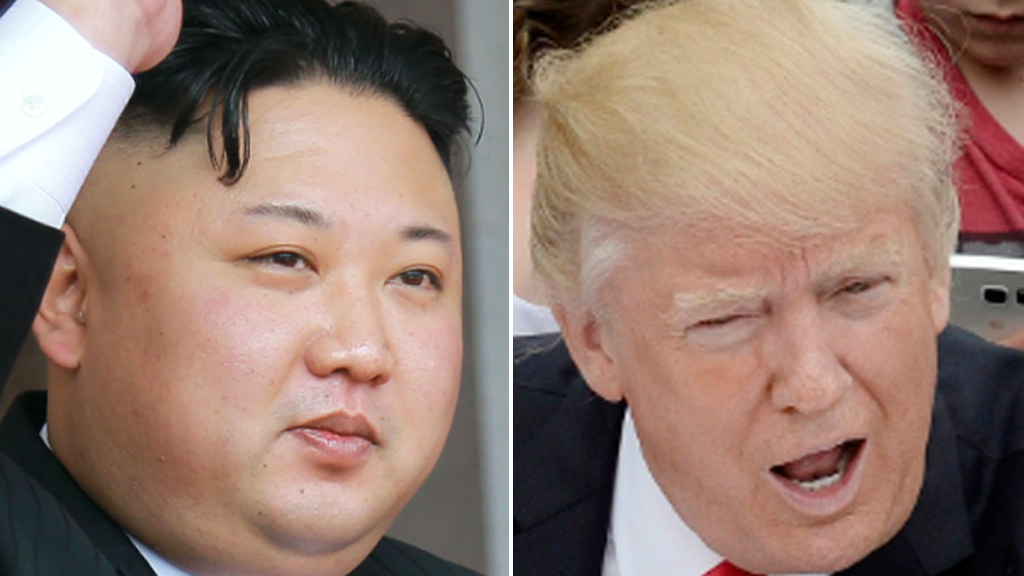 Donald Trump has criticised Kim Jong-un over his latest missile test.
