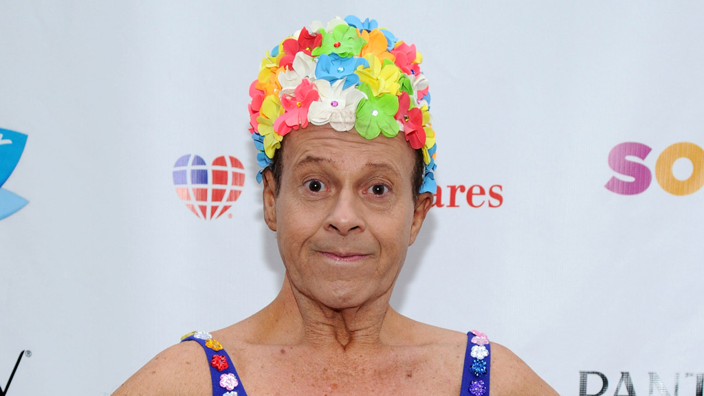 Fitness icon Richard Simmons 'in hospital'