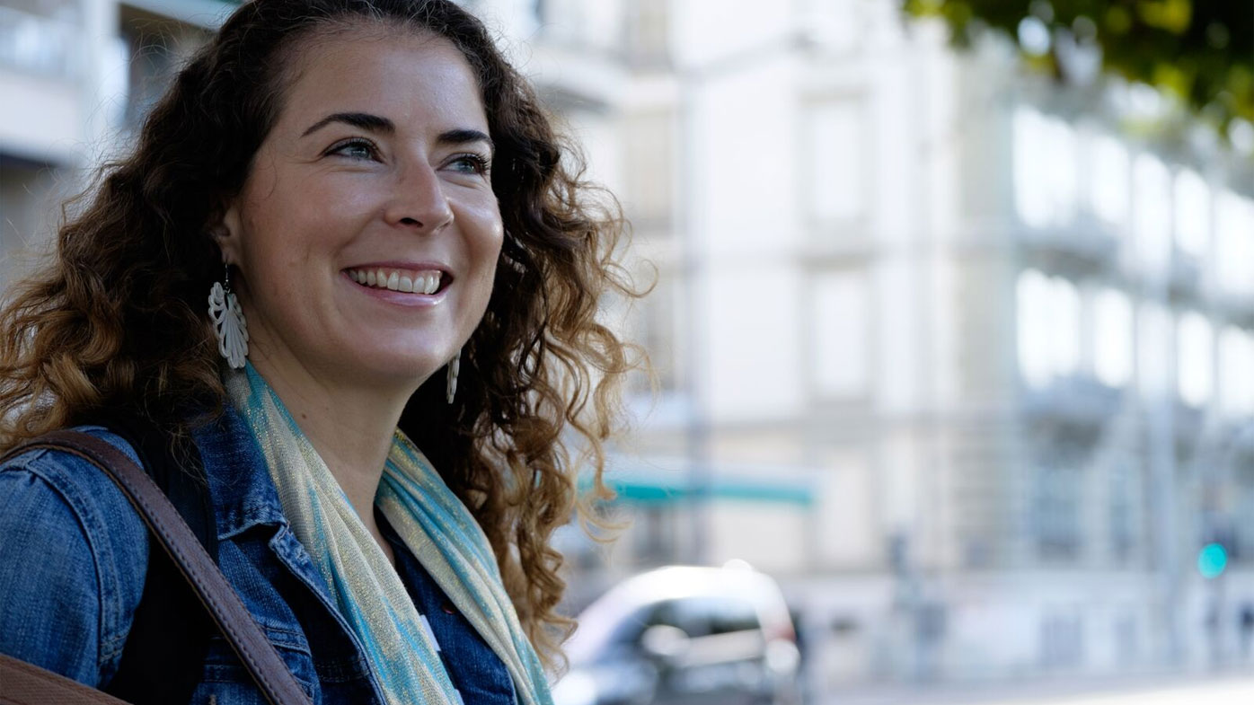Aussie woman raped in France finds inspiration in beach runs