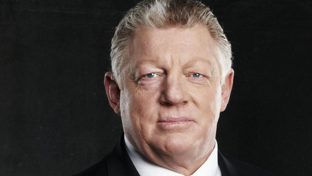 Phil Gould takes a swipe at the NRL over scheduling for the western derby
