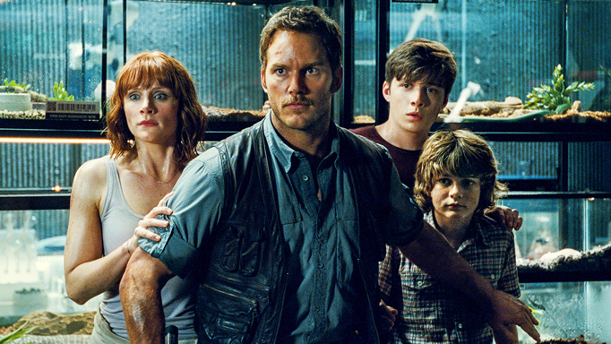 Chris Pratt Says Jurassic World 2 Will Be Much Scarier