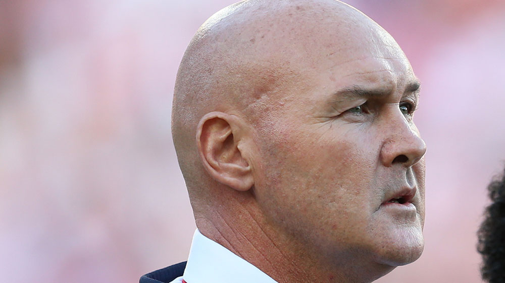 St George - Illawarra Coach Paul McGregor denies rift with Dragons management
