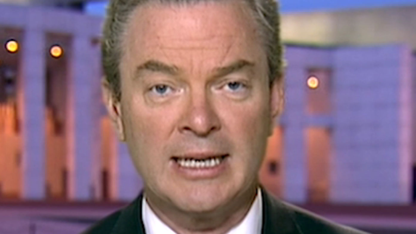 Pyne defends himself against Abbott after comments leaked