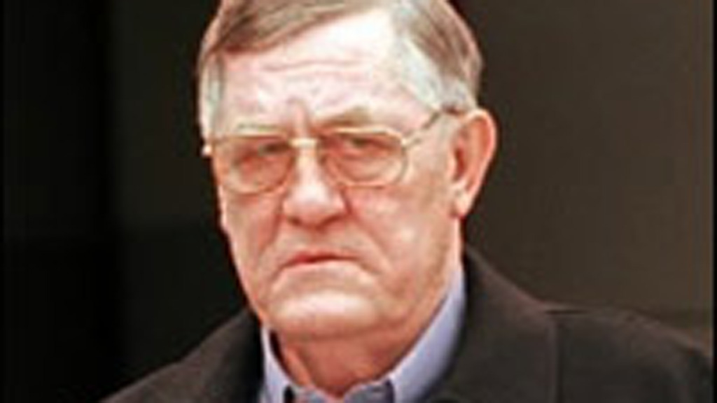 "Graham ""The Munster"" Kinniburgh was shot dead more than a decade ago. (AAP)"