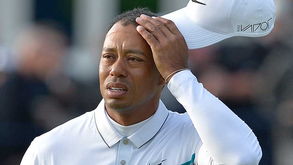 Tiger Woods has been forced to have more surgery on his back. (AAP)