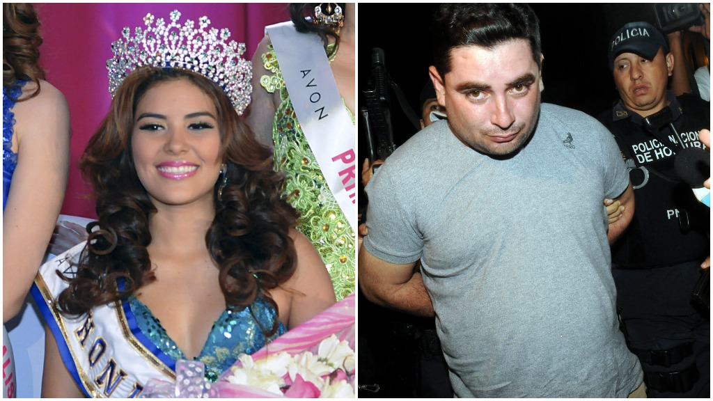 Man accused of killing beauty queen Miss Honduras and her sister claims mental illness