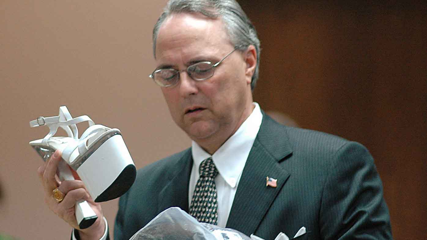 Steve Farese during a 2007 trial. (AAP)