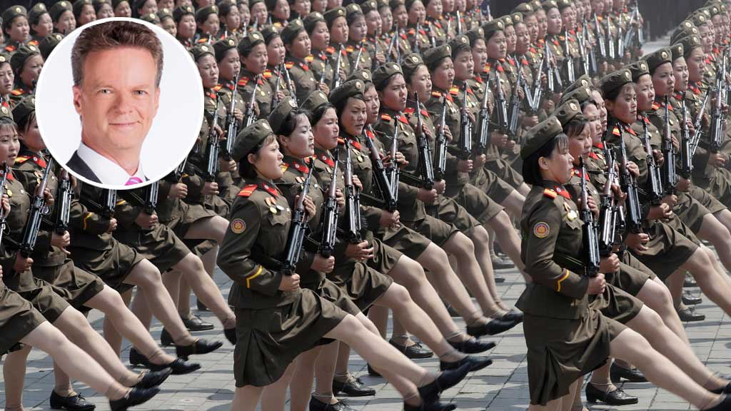 Brett McLeod: Why North Korea's next missile test could happen on Anzac Day