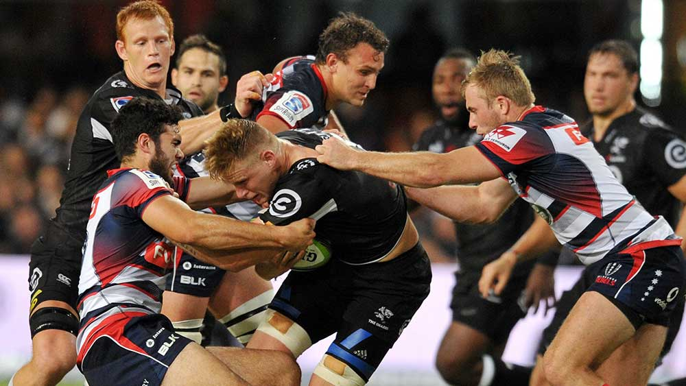 Rebels settle for Super draw with Sharks