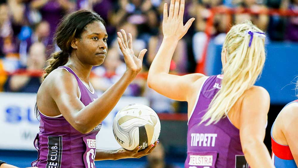 The Firebirds are starting to find winning form. (AAP)