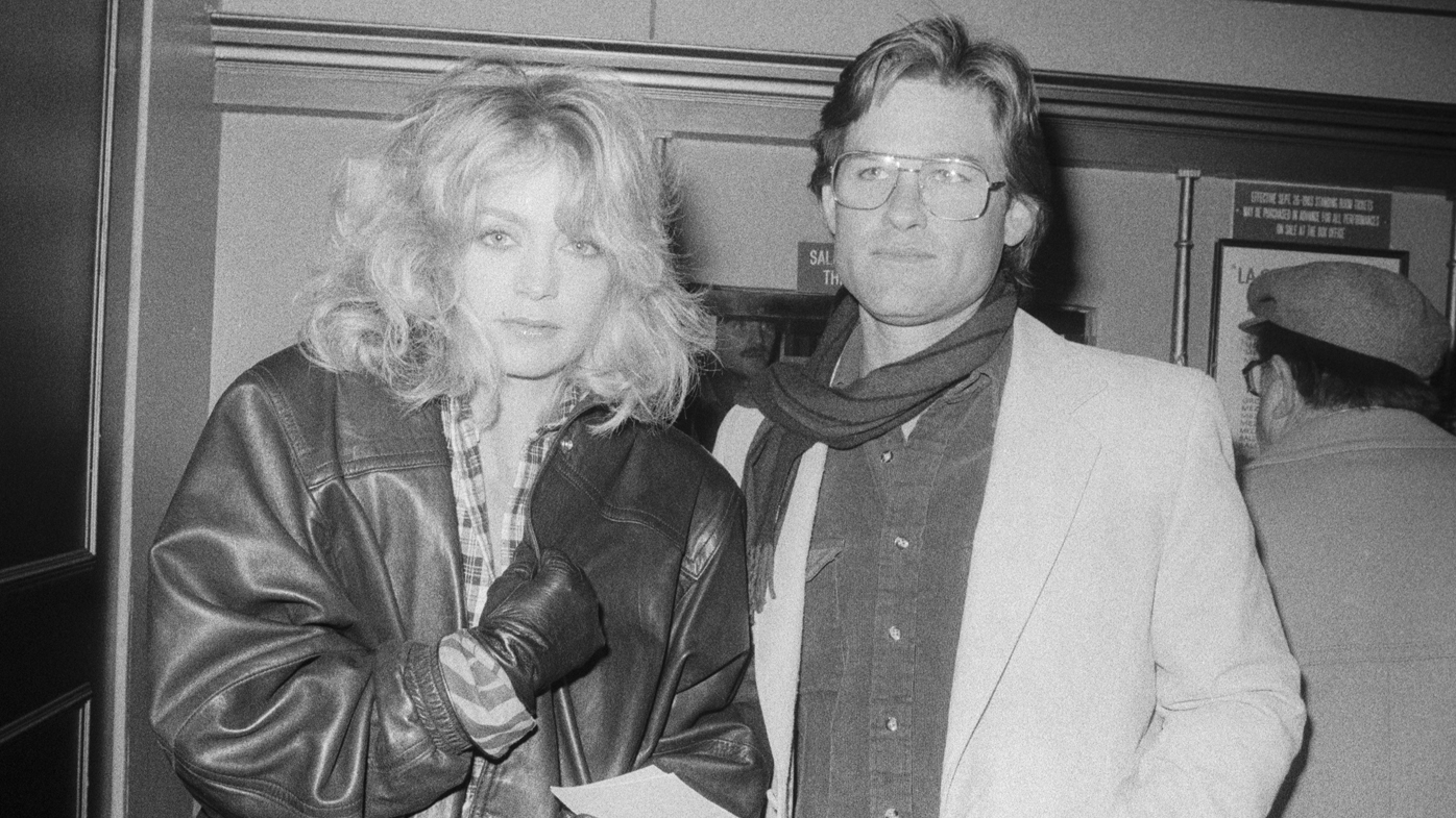 Kurt Russell said he had sex with Goldie Hawn on first date