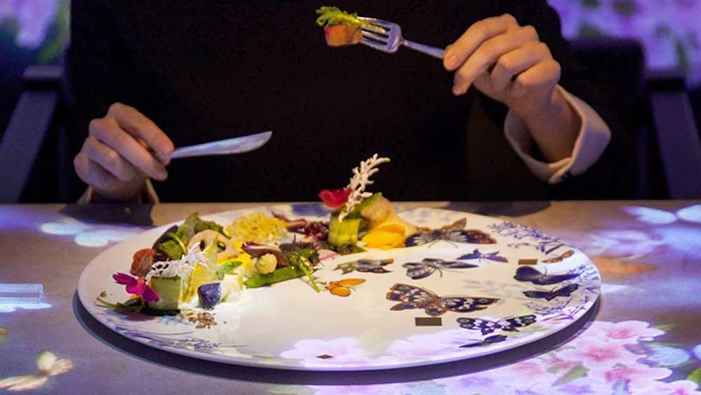 Sagaya dining interactive dining