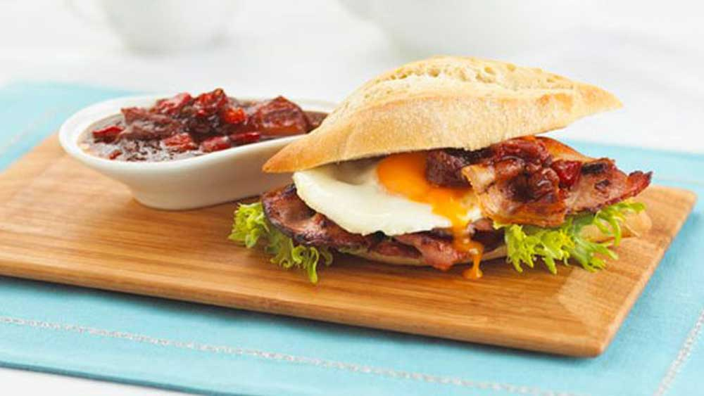 "<p>Satudays might as well be official bacon day as far as 9Honey Kitchen is concerned. So here are all the bacon recipes you could possibly need for the weekend, starting with our <a href=""http://kitchen.nine.com.au/2016/05/05/13/57/cafestyle-bacon-and-egg-roll"" target=""_top"" draggable=""false"">cafe-style bacon and egg roll</a>.</p>"