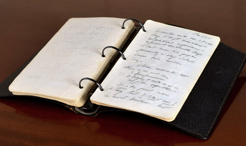 <strong>JFK's diary - $959,818</strong>
