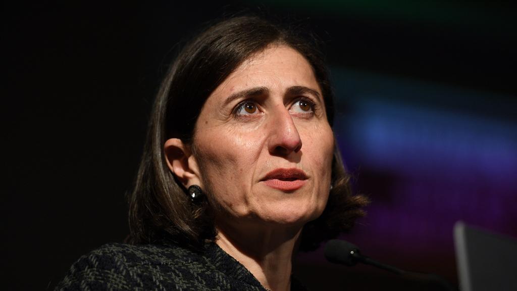 NSW Premier Gladys Berejilkian. (AAP)
