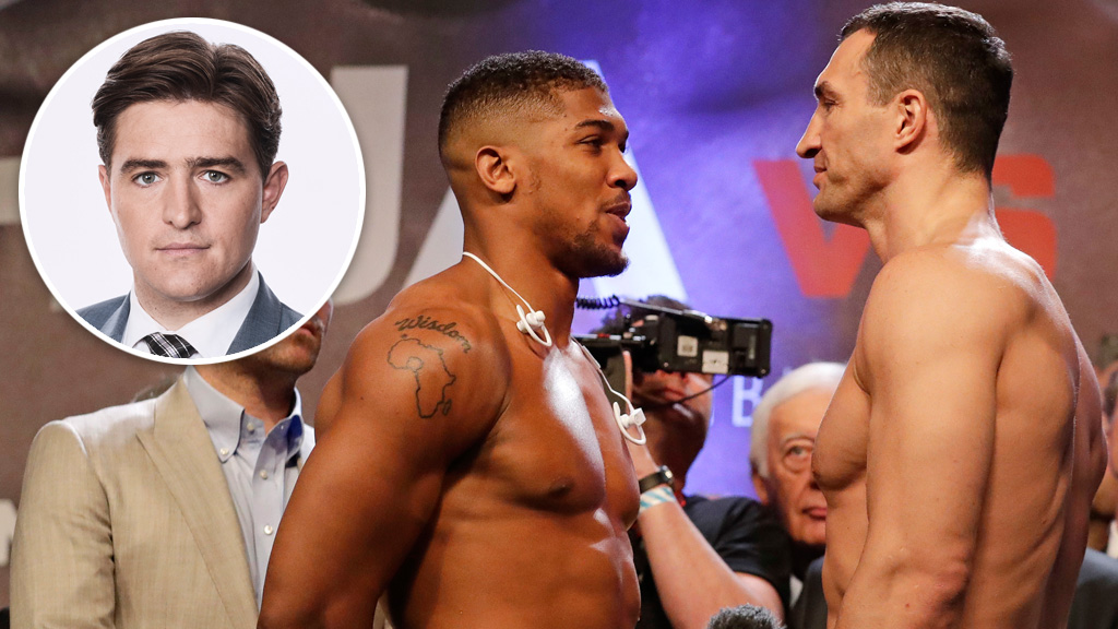 Seb Costello: 'Britain's Biggest Ever Fight' lacks the trash talk but that won't stop the crowds