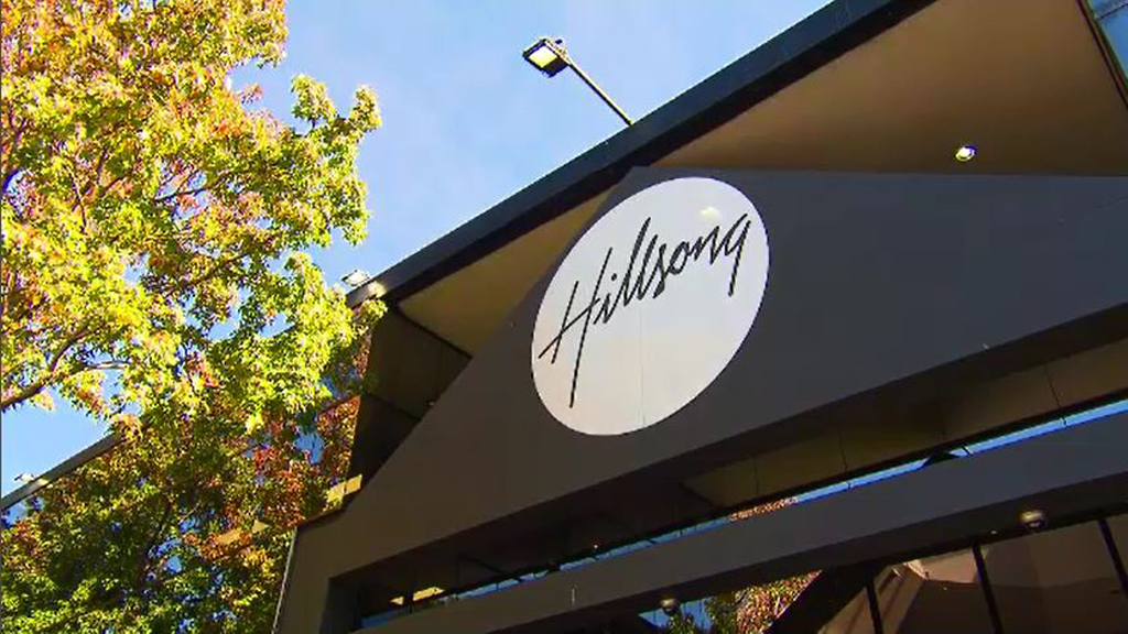 Two men charged over brawl which left Hillsong security guard in hospital