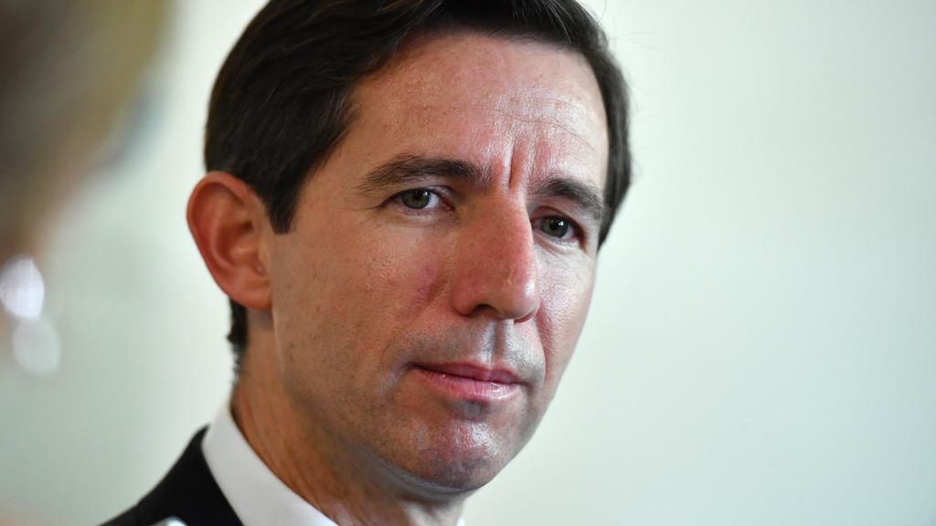 Education Minister Simon Birmingham. (AAP)