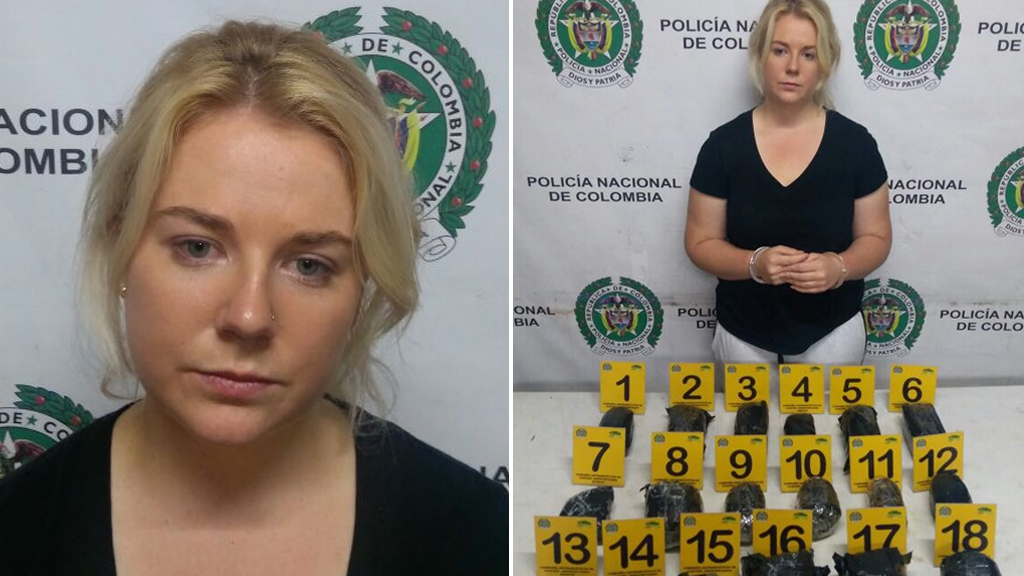 Australian woman to stand trial in Colombia over drugs — BBCI
